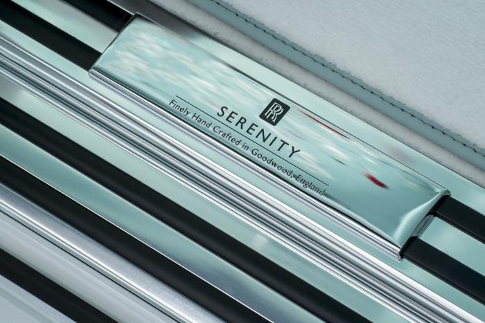 Rolls-Royce Serenity 6