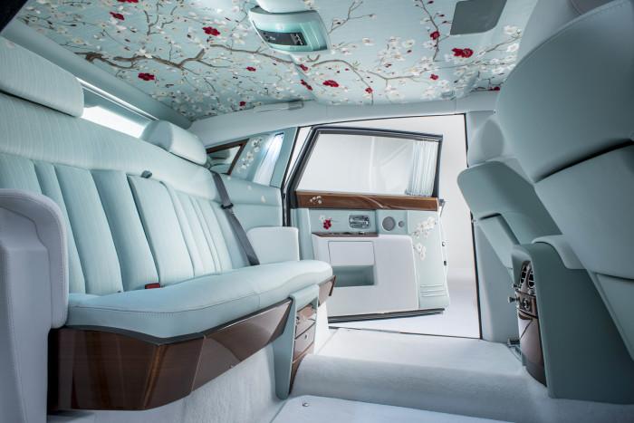 Rolls-Royce Serenity 7