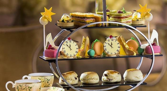 Cinderella Afternoon Tea At Jumeirah CT
