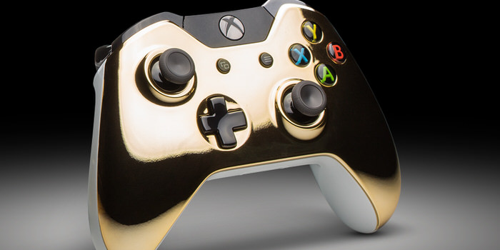 ColorWare 24k Xbox One Pearl