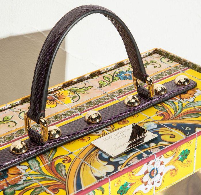 Dolce Gabbana Immacolata