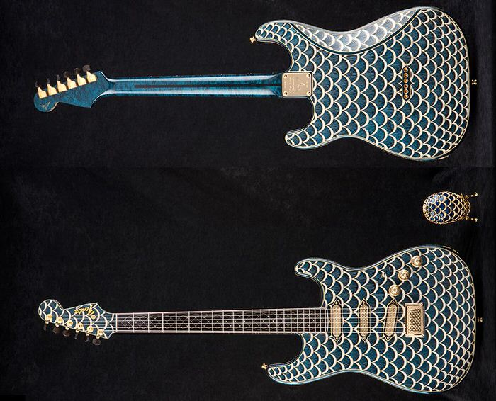 Fender Pine Cone Stratocaster