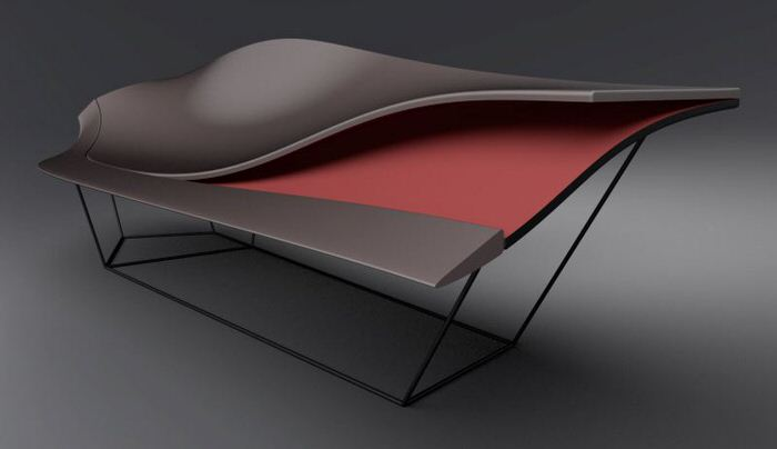 Ford Design Chaise Lounge