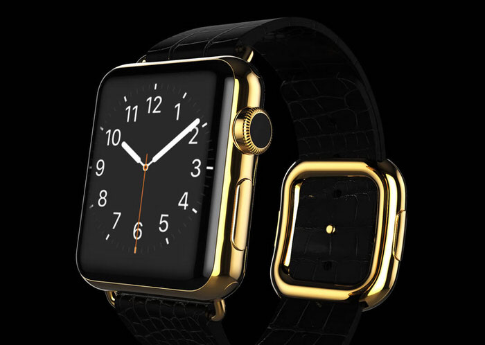 Goldgenie Apple Watch