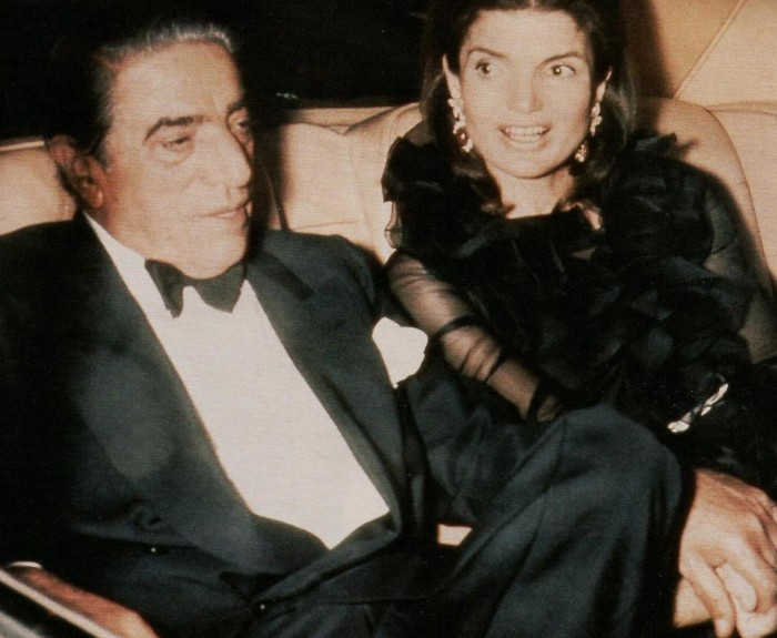 Jacqueline Kennedy Onassis Wedding  Jewels