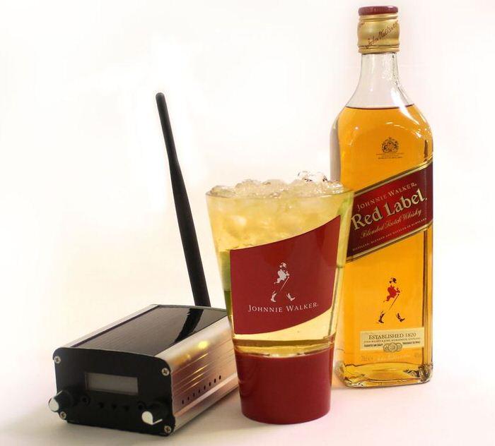 Johnnie Walker Boldest Glass