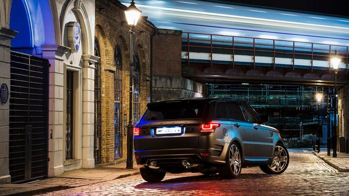 Kahn Range Rover 400-LE Edition