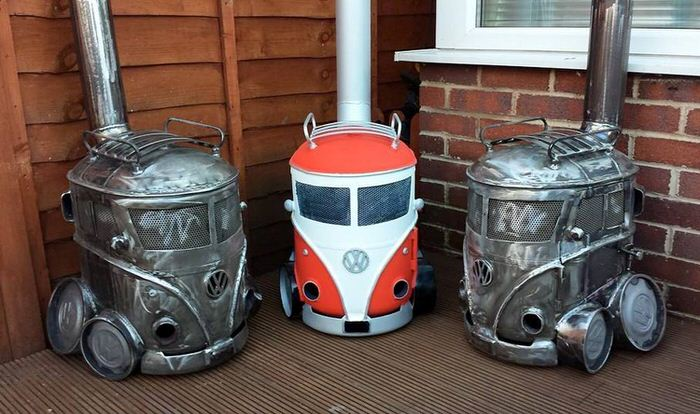 Log Burners Volkswagen