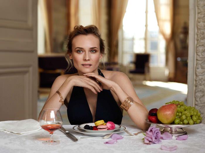 Martell Cognac Diane Kruger
