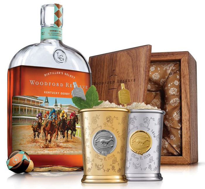 Mint Julep Cup Woodford Reserve