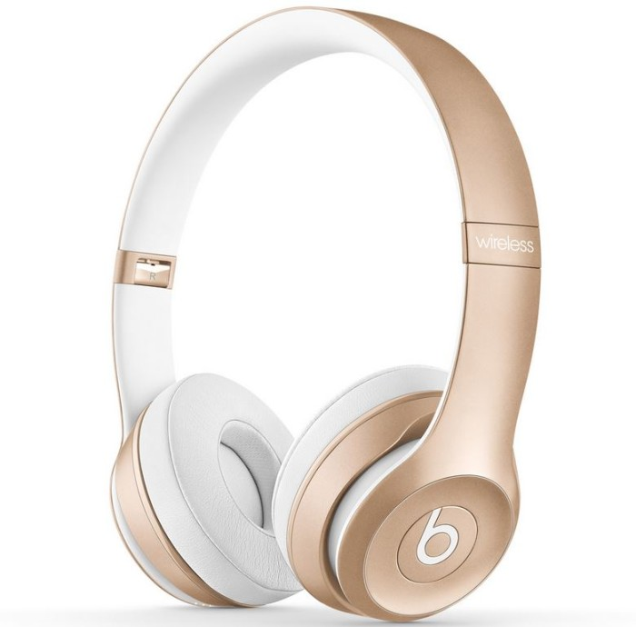 Solo2 Wireless Metallic Gold