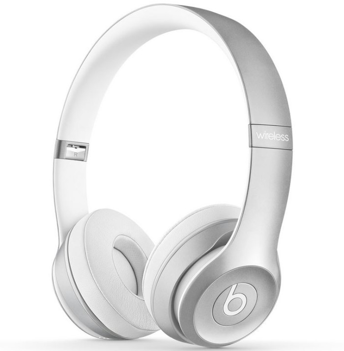 Solo2 Wireless Metallic Silver