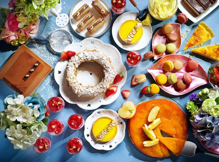 Sweet Soirée French Dessert Buffet
