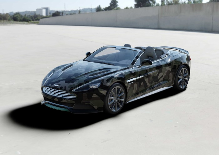Aston Martin by Valentino