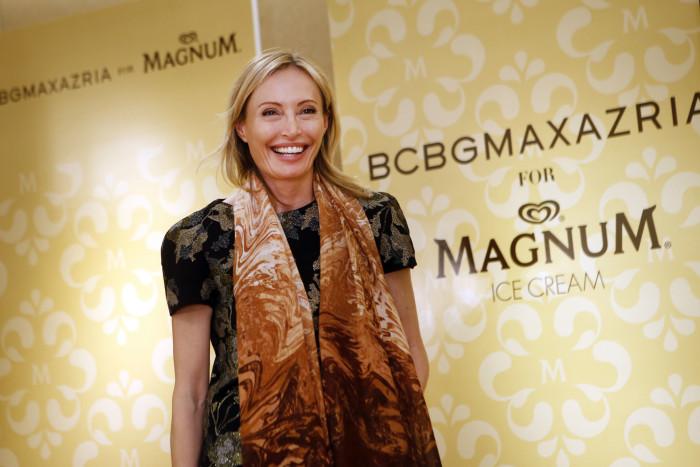 BCBG Maxazria Magnum Belgian Chocolate Wrap