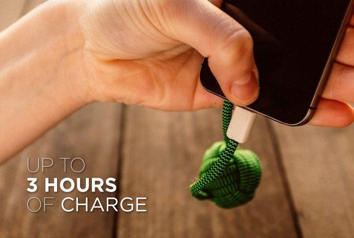 Bold Knot Fast Charger