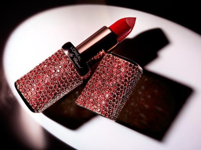 Chopard Encrustes L'Oreal Paris Color Riche Lipstick