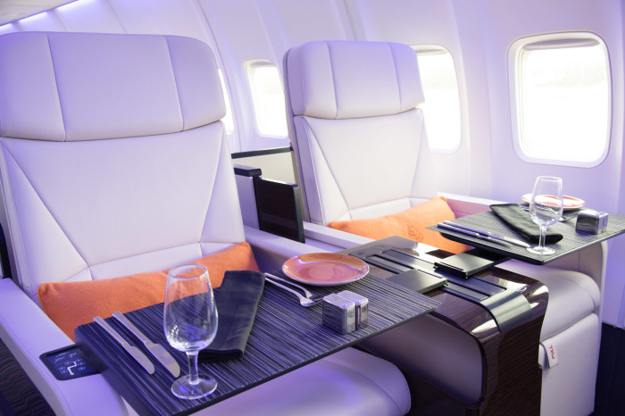 Four Seasons' Private Jet
