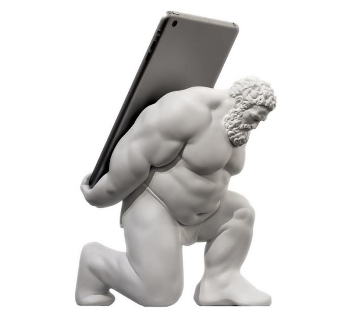 Hercules XIII Tablet Stand Eaton London