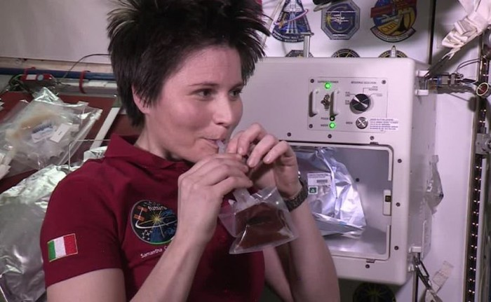 Lavazza Coffee In Space
