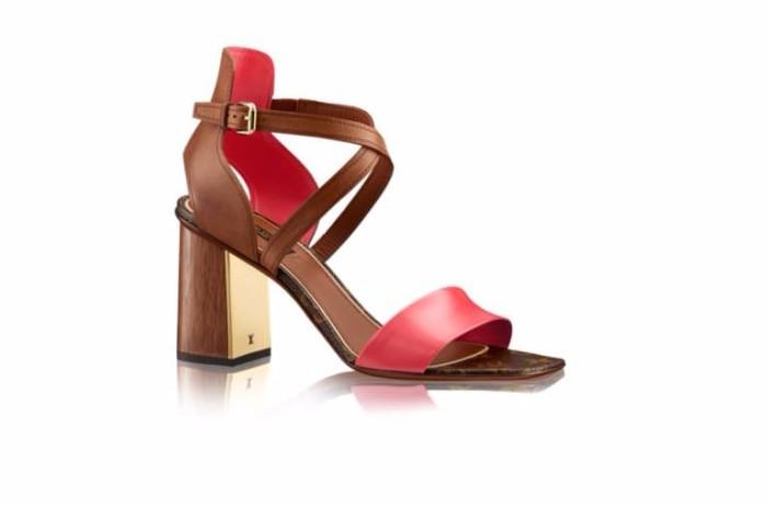 Louis Vuitton Summer 2015 Voyage Sandal