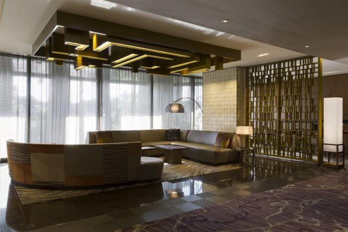 Nobu Manila Hotel Lobby