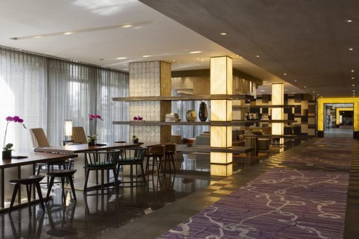 Nobu Manila Hotel Lounge