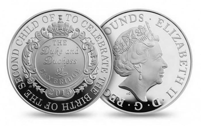 Princess Charlotte Silver Coin