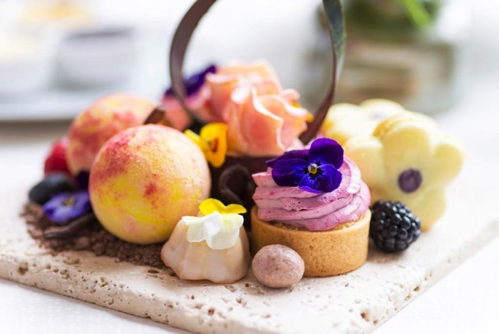 Scents of Summer Afternoon Tea From Floris of London