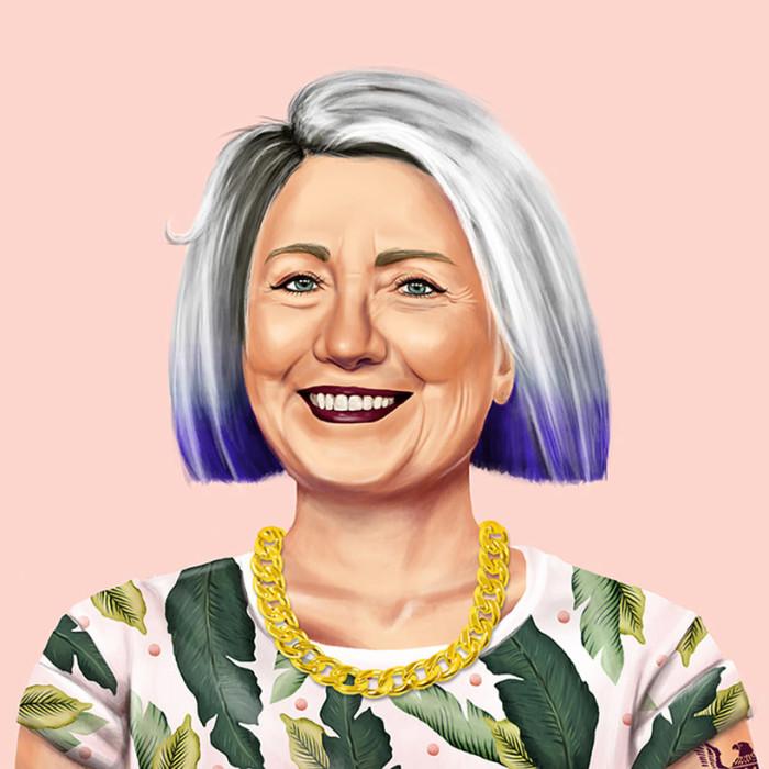 Amit Shimoni Hipstory Hillary