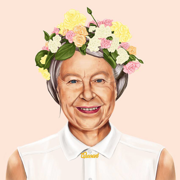 Amit Shimoni Hipstory Queen