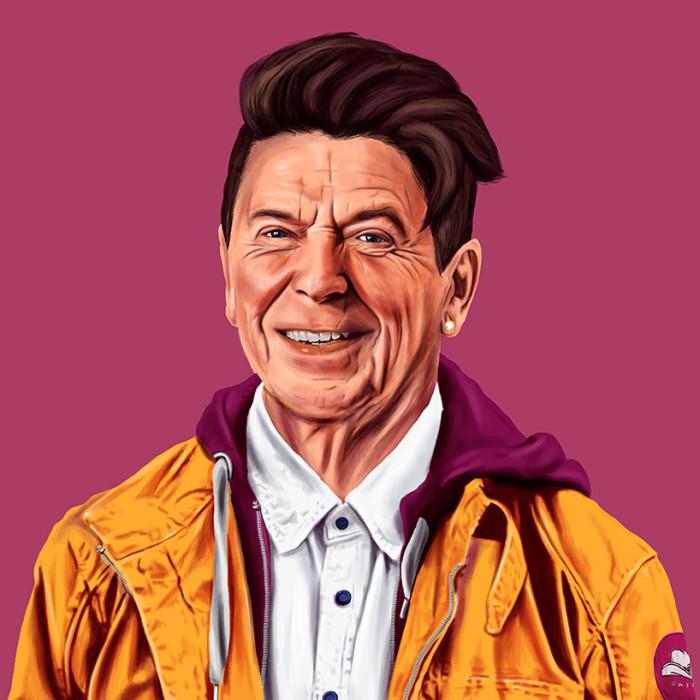 Amit Shimoni Hipstory Reagan