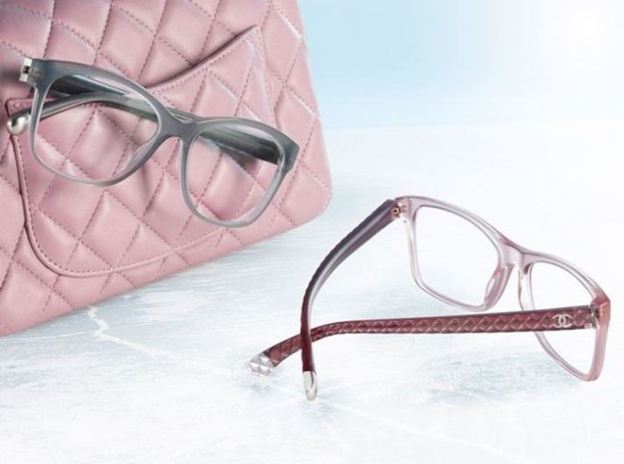 Chanel Fall Winter 2015-16 Eyewear