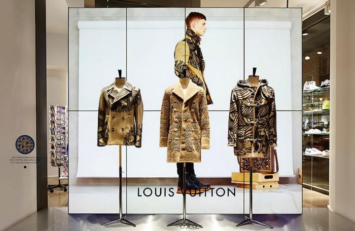 Collette Paris Louis Vuitton Pop Up Store
