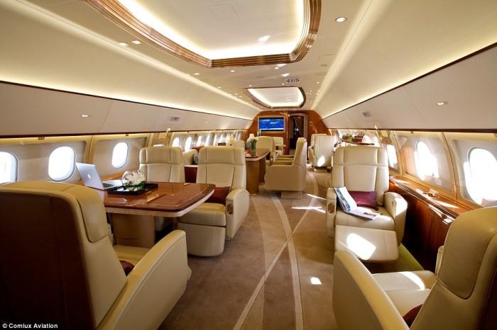 Comlux Aviation ACJ319