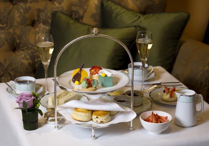 Dorchester Hotel Wimbledon Champagne Tea