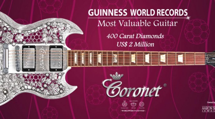 Eden of Coronet Guitar