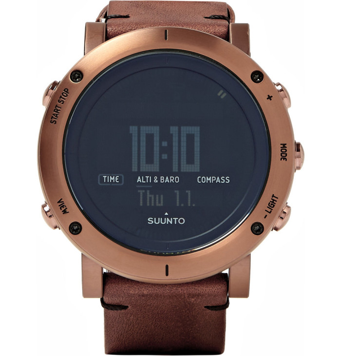 Father's Day - Suunto Essential Water-Resistant Digital Watch