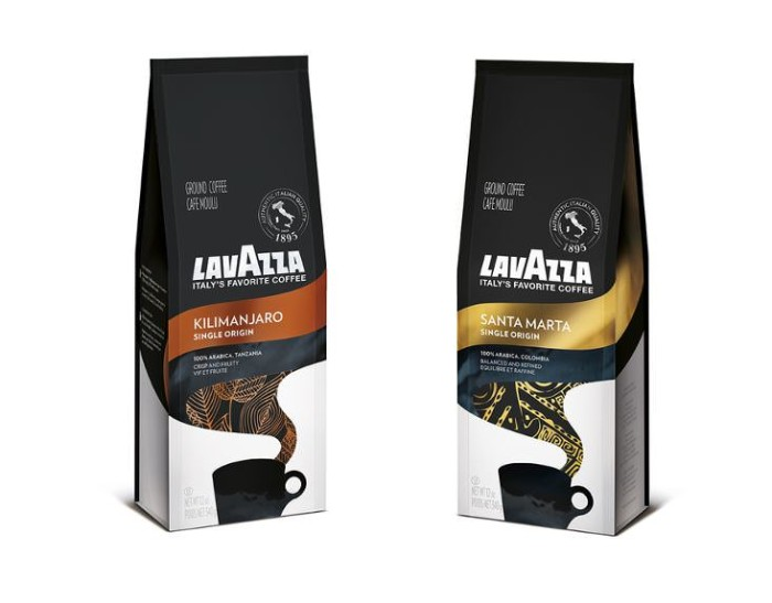 Lavazza Single Origin