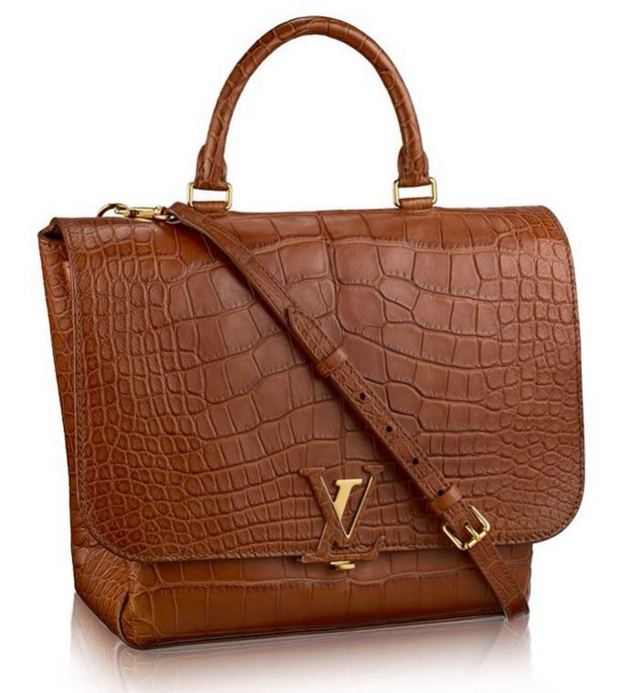 Louis Vuitton Volta Messenger Brown