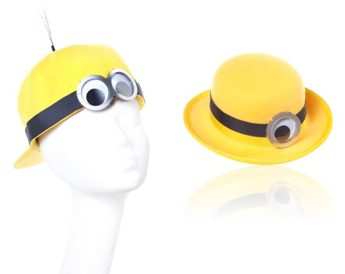 Piers Atkinson Minion Hats