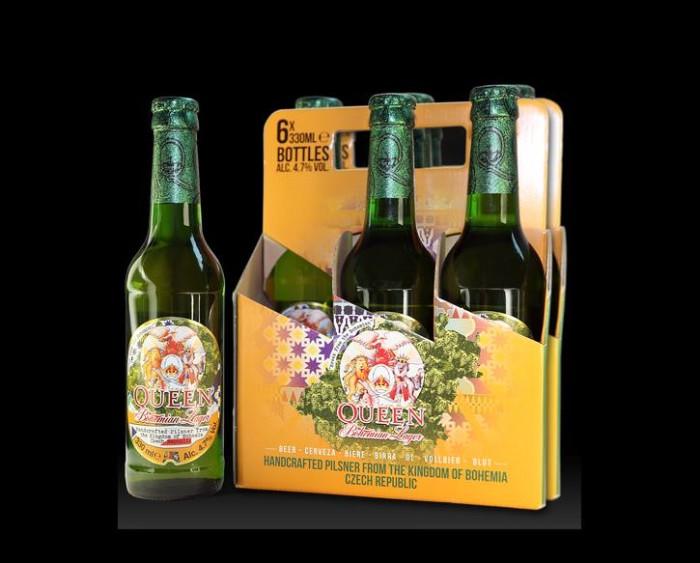 Queen Bohemian Beer