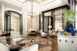 Ritz-Carlton Macau Club Lounge