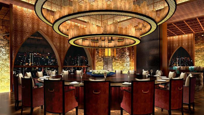Ritz-Carlton Macau Lai Heen