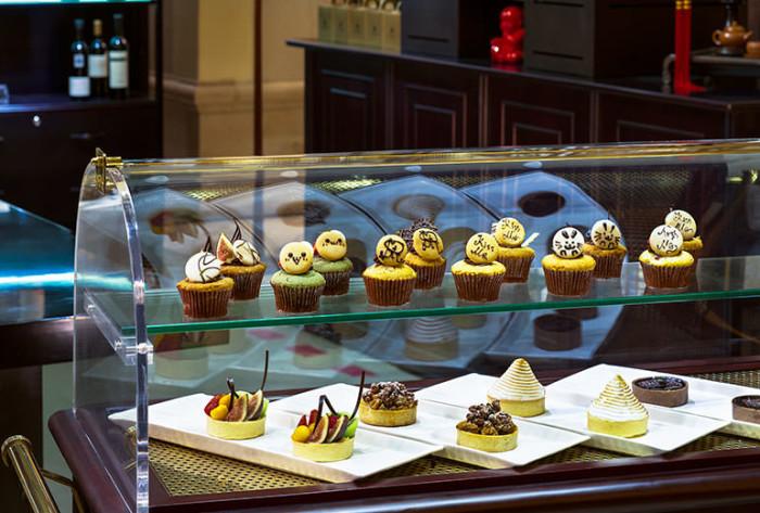 St Regis Beijing Rui Pastry