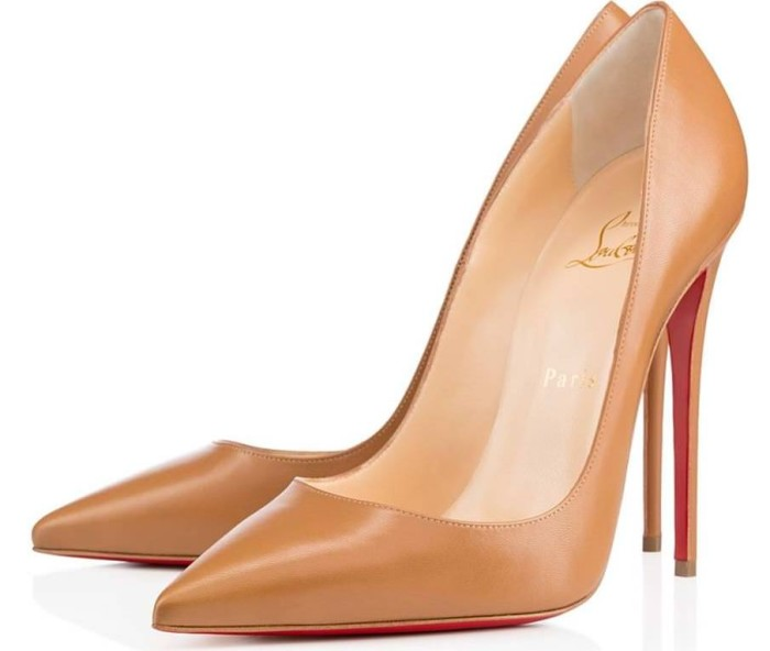 Christian Louboutin Nudes So Kate Maya Style