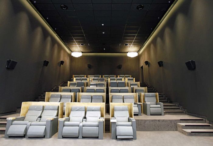 EuropaCorp First Class Movie Theater