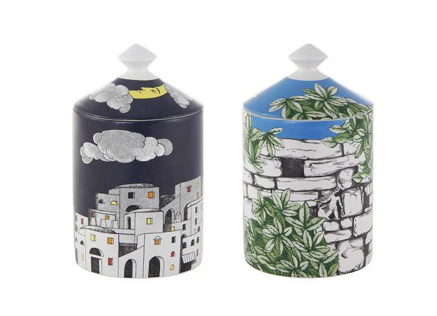 Fornasetti Scented Candles