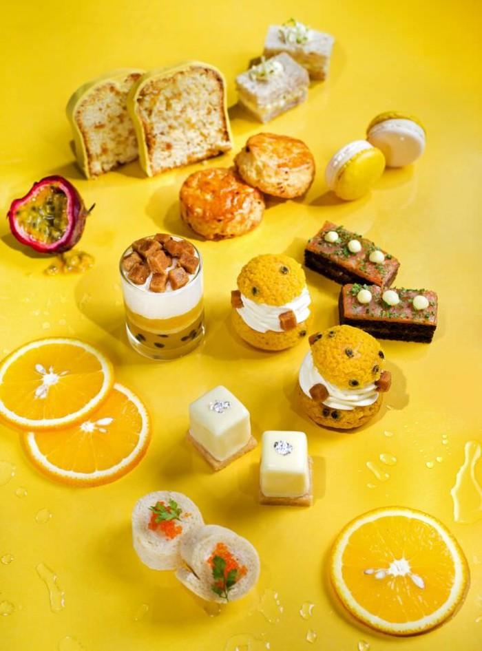 Ritz-Carlton Hong Kong Pierre Hermé Paris Satin Afternoon Tea