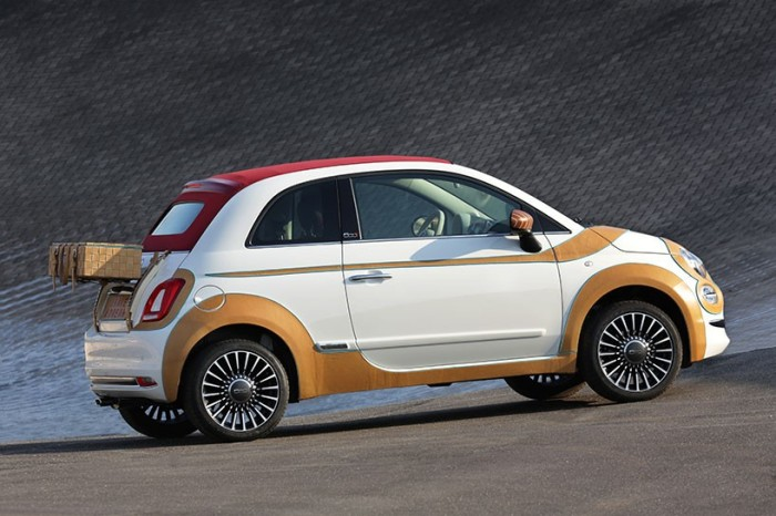 Fiat 500 i Defend Gala 2015